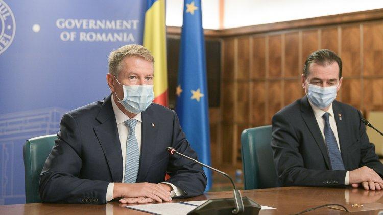 Iohannis anunță carantină parțială în România. Revine Declarația pe propria răspundere