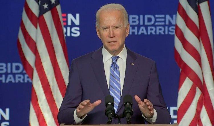 Joe Biden a fost ales al 46-lea președinte al Statelor Unite