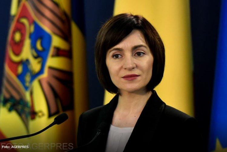 Maia Sandu a câştigat alegerile prezidențiale din Republica Moldova