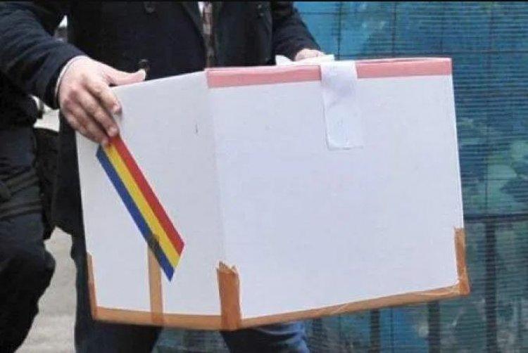 DOCUMENT Cine poate vota cu urna mobilă la alegerile parlamentare din 6 decembrie