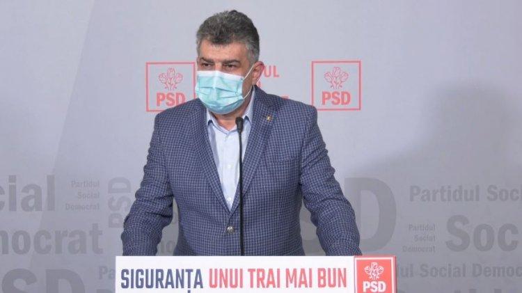Ciolacu: Iohannis trebuie să accepte că a pierdut alegerile. PSD propune guvern minoritar condus de Rafila
