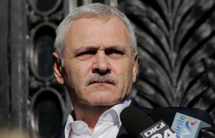 Liviu Dragnea și-a recăpătat dreptul la muncă în penitenciar, printr-o decizie a Curții de Apel București