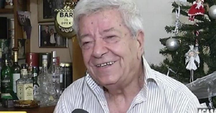 Actorul Ion Dichiseanu a fost externat din spital
