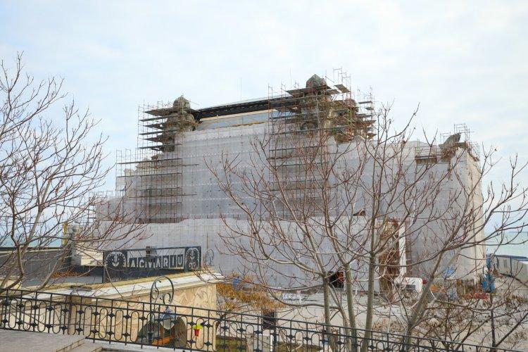 Cazinoul din Constanța își recapătă strălucirea de altădată