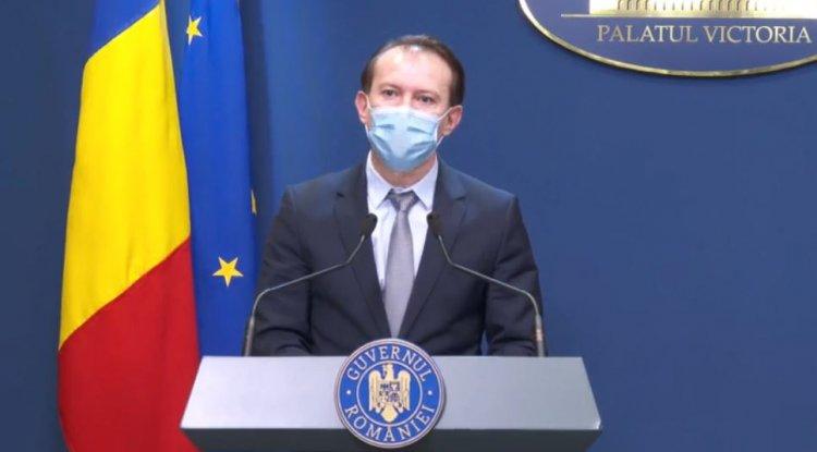 Florin Cîțu: A fost aprobat salariul minim brut 2.300 lei lunar