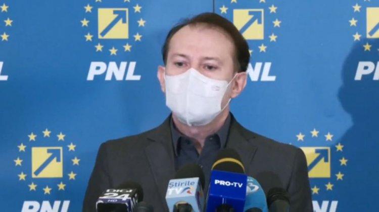 Florin Cîțu: Banii pentru autoritățile locale vin din taxe și impozite