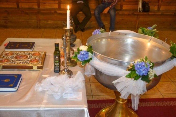 BOR a decis că ritualul botezului rămâne neschimbat