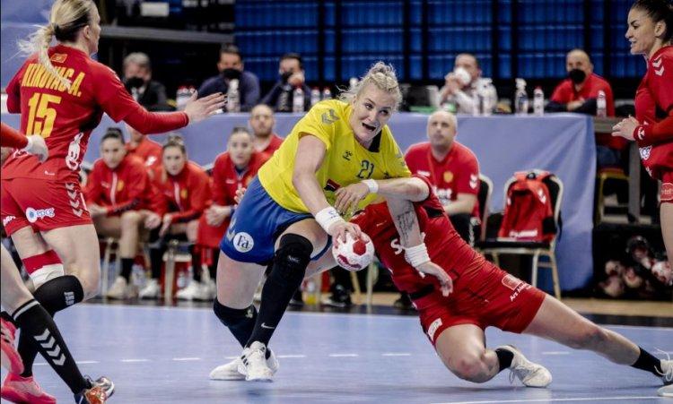 România a învins la 3 goluri Muntenegru, dar a ratat calificarea la Jocurile Olimpice de la Tokyo