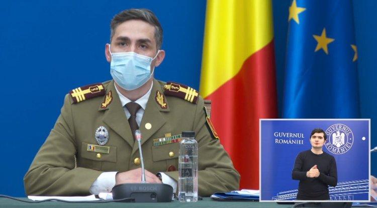 Gheorghiţă: Au fost operaţionalizate 12 cabinete de vaccinare cu Moderna și încă 144 de cabinete pentru Pfizer