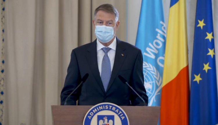 Iohannis: Prea mulți semeni pierd zilnic lupta cu virusul.
