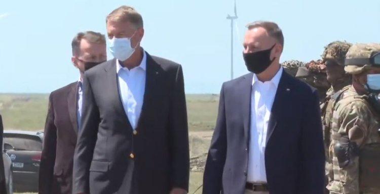 Iohannis: Să fiu foarte clar, noi ne pregătim pentru misiuni de luptă de apărare