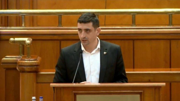 Simion, reacție după ce un membru AUR a fost prins cu droguri în Parlament: Ne vom pronunța la finalul anchetei