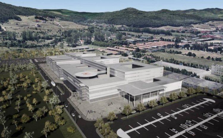 România se împrumută cu 480 de milioane de euro pentru a construi două spitale regionale