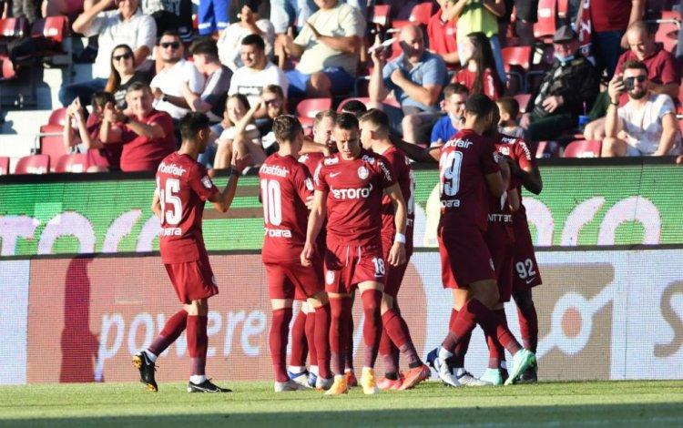 CFR Cluj - Borac Banja Luka 3-1 în manșa tur din primul tur preliminar a Ligii Campionilor