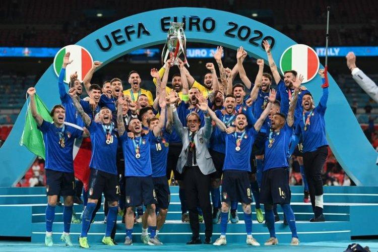 Italia este noua campioană europeană, după 3-2 cu Anglia la loviturile de departajare