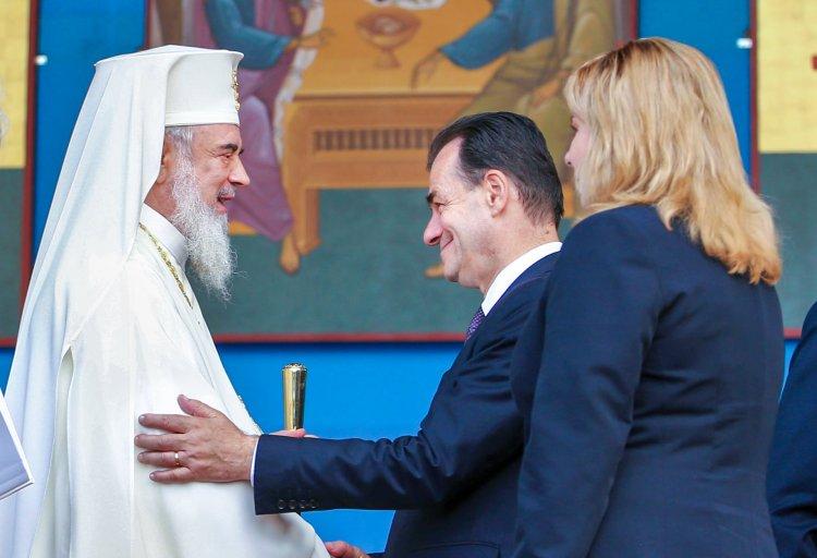 Orban: Lupta contra pandemiei de COVID-19 ar fi fost mult mai grea fără ajutorul Bisericii