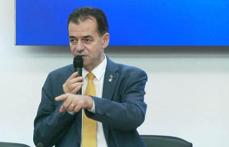Orban: Zeci de membri ai PNL au fost daţi afară din funcţii pentru că sunt susţinătorii mei
