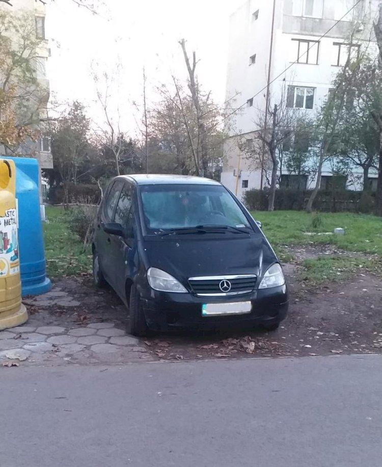 Razie a polițiștilor locali în centrul Constanței