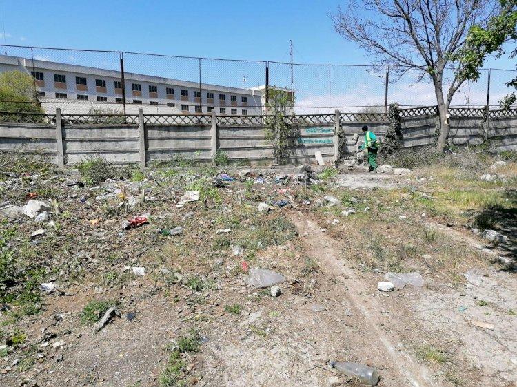 Lucrări edilitare și de igienizare a domeniului public pe strada Ștefăniță Vodă