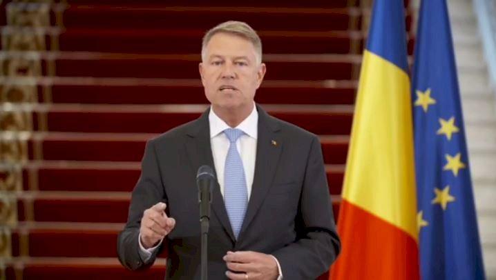 Iohannis: PSD se luptă să dea Ardealul ungurilor