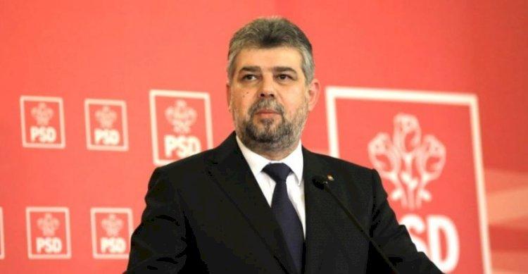 Marcel Ciolacu: Guvernul a introdus taxa pe coronavirus
