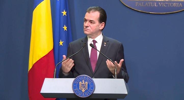 """Orban: România nu a fost pregătită pentru confruntarea cu noul coronavirus, nu a avut """"stocuri strategice"""""""