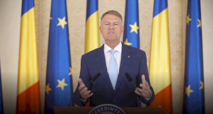 Iohannis: Dacă regulile vor fi încalcate ne vom îndrepta către un nou val de îmbolnăviri
