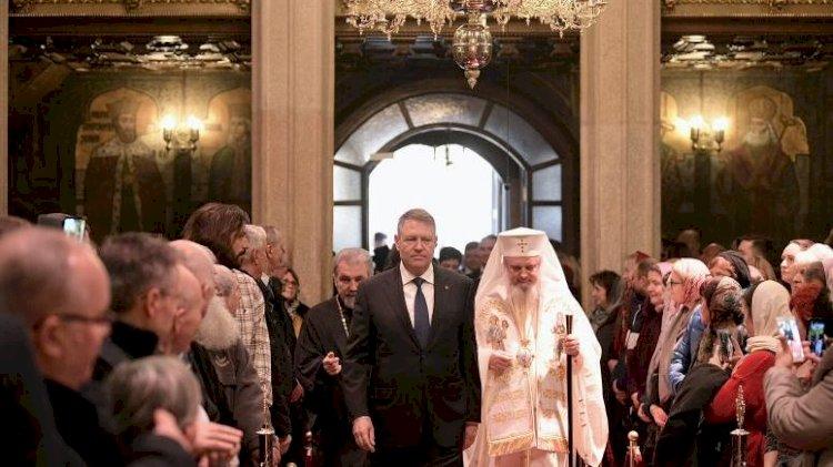 Iohannis, despre IPS Pimen: Un păstor cu har. S-a dăruit cu generozitate Bisericii şi semenilor