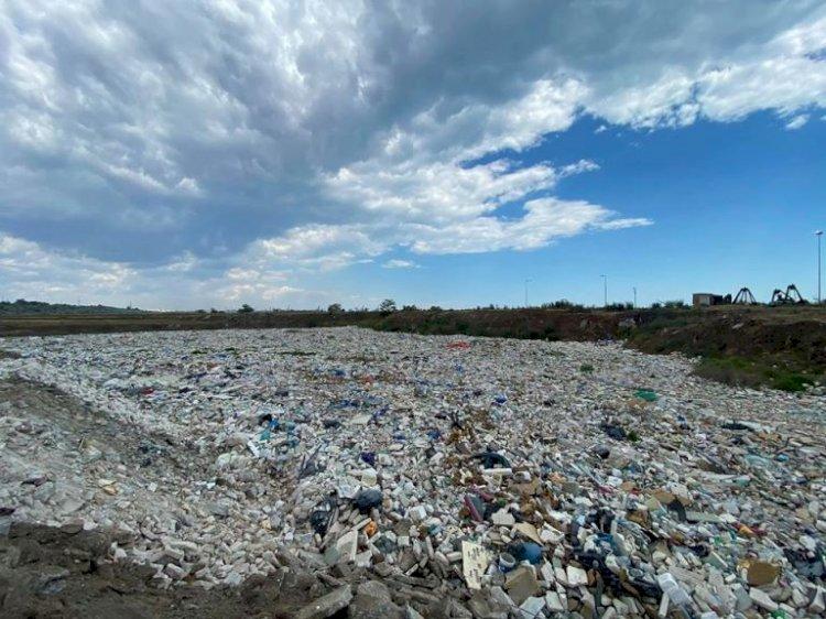Dezastru ecologic în Portul Constanța. Ce a descoperit secretarul de stat în Ministerul Mediului