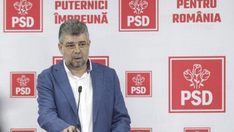 Marcel Ciolacu: PSD nu votează prelungirea stării de alertă