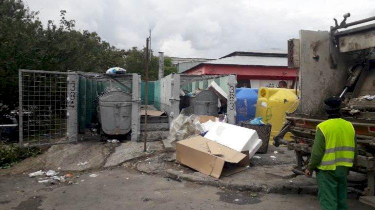 Persoanele fizice pot solicita ridicarea gratuită a deșeurile voluminoase