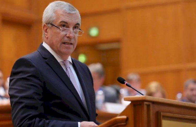 Tăriceanu: Dl. Iohannis rescrie istoria în funcție de interese electorale