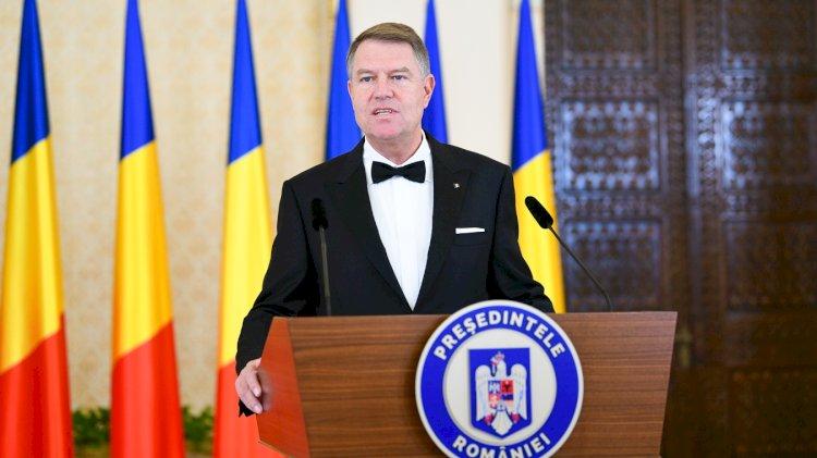 Președintele Klaus Iohannis împlineşte astăzi vârsta de 61 de ani
