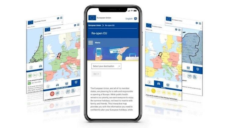 Comisia Europeană a lansat un site dedicat reluării în siguranţă a turismului în Uniunea Europeană