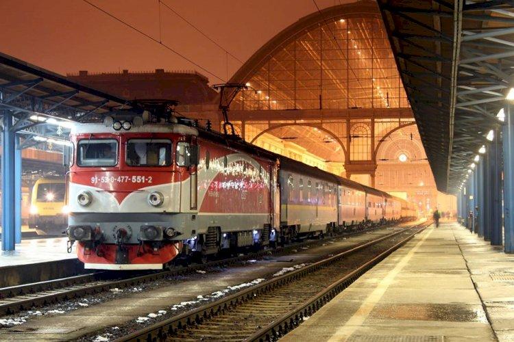 CFR Călători repune în circulație trenurile internaționale
