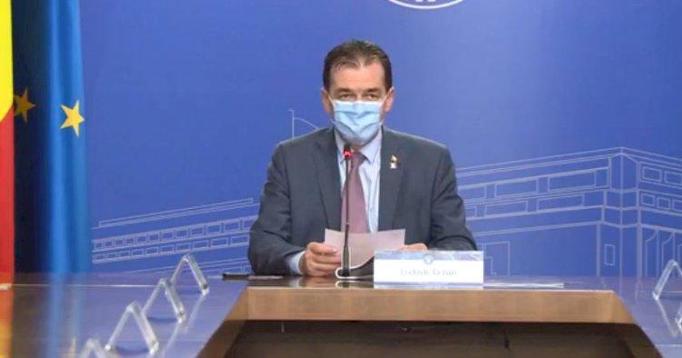 Orban: Vom împuternici comitetele pentru situaţii de urgenţă să decidă portul măştii în spaţii în aer liber aglomerate